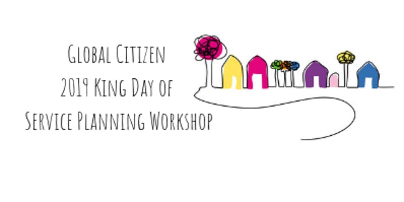Martin Luther King Day Of Service Planning Workshop